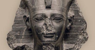 amenhotep kiállítás
